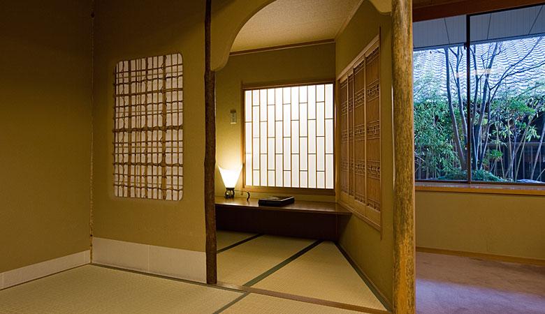 客室 数寄屋和室|宮島の宿 宮島グランドホテル有もと 広島 |公式サイト